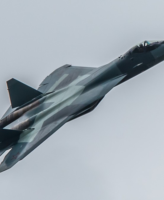 Fifth Generation Aircraft – The Chinese & Russian answer tothe Joint Strike Fighter Program