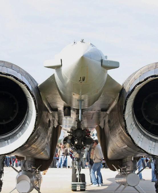Russia's Air Power: Outdated Planning and Technology Shortfalls