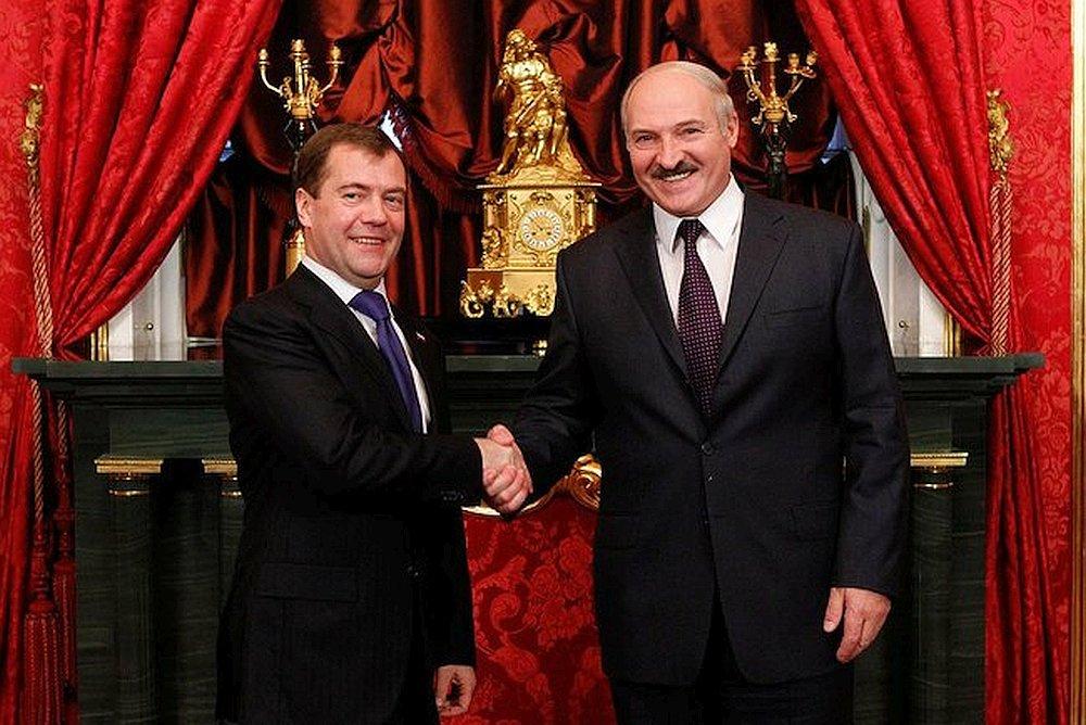 Udział Białorusi wprocesach integracyjnych obszaru postradzieckiego: wymuszony entuzjazm?
