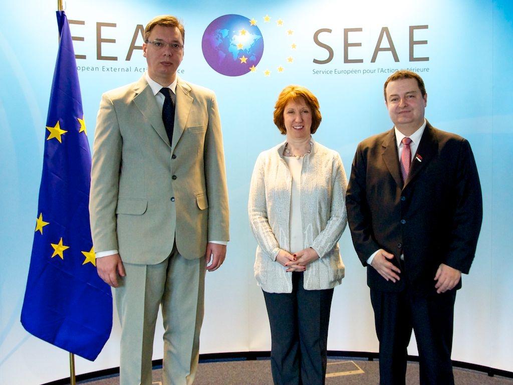 Serbia – początek negocjacji akcesyjnych