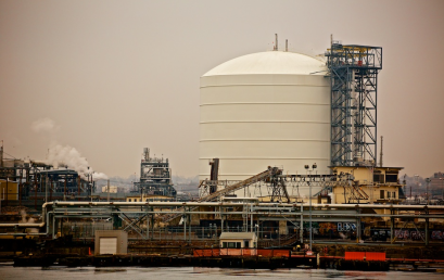 The political significance of LNG terminals
