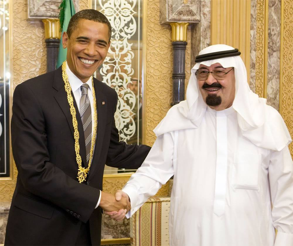 """Arabia Saudyjska – """"umarł król, niechżyje król"""""""
