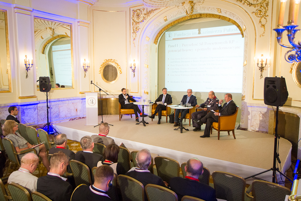 """Konferencja iprezentacja Raportu FKP """"Polska Tarcza – potrzeby, wyzwania iimplikacje dla bezpieczeństwa kraju"""""""