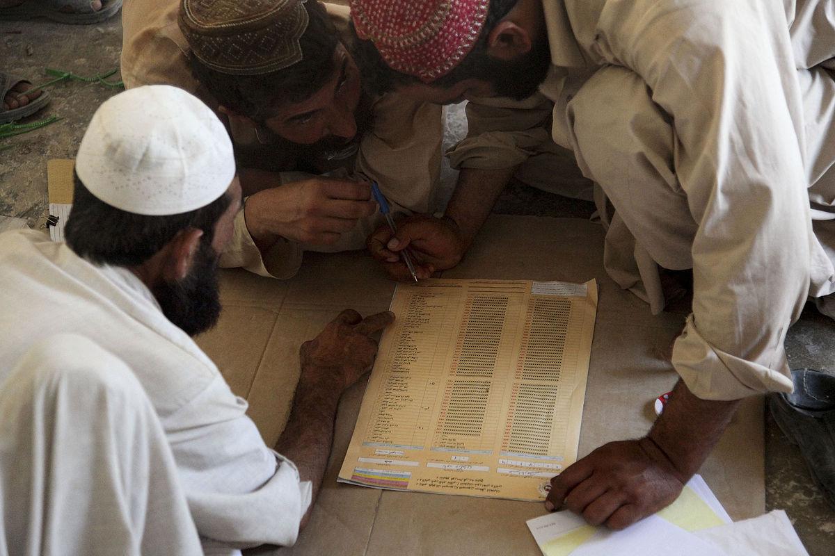 Afganistan: wybory bezISAF – prognozy iwnioski przeddrugą turą