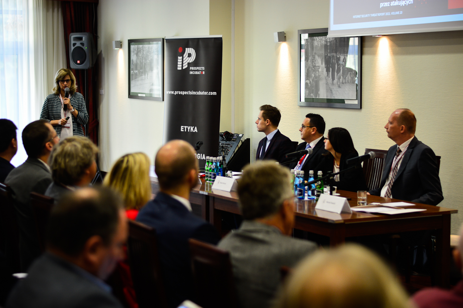 "Conclusions from the conference ""Technical development and new cybersecurity threats"""