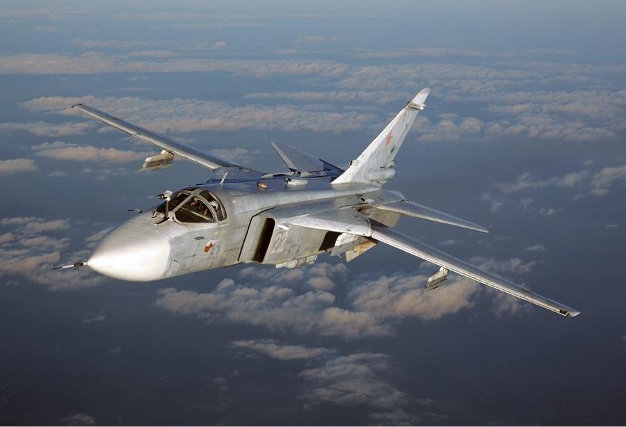 Komentarz prasowy płk. Krystiana Zięcia, pilota-instruktora F-16, nt.zestrzelenia rosyjskiego samolotu myśliwsko-bombowego Su-24 przeztureckie F-16