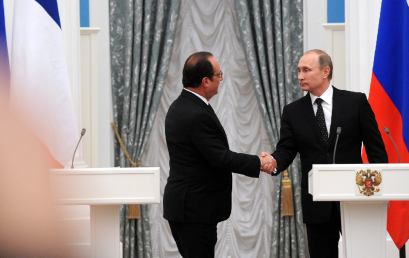 POLICY PAPER: Geopolitical aspects of the Paris terrorist attacks