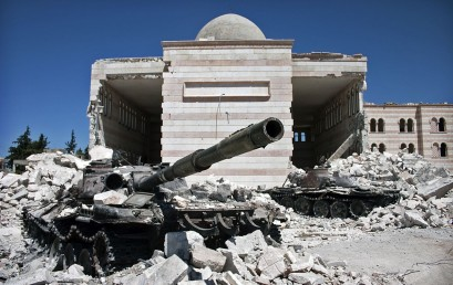 The Syria peace process – a chance to end the conflict?