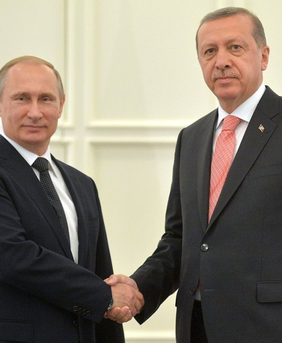 The diplomatic conflict between Russia and Turkey: a challenge to energy security