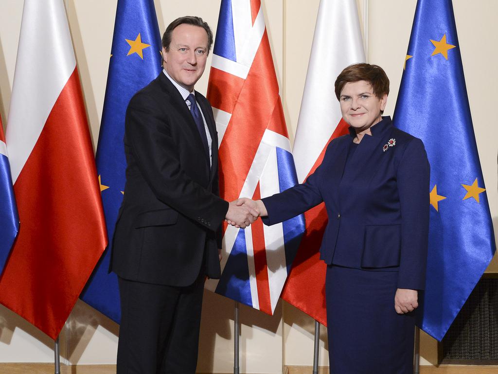 """Wizyta Davida Camerona wWarszawie. Grzegorz Lewicki wONET.PL: cała """"prawa ściana"""" jest potencjalnym sojusznikiem Polski"""