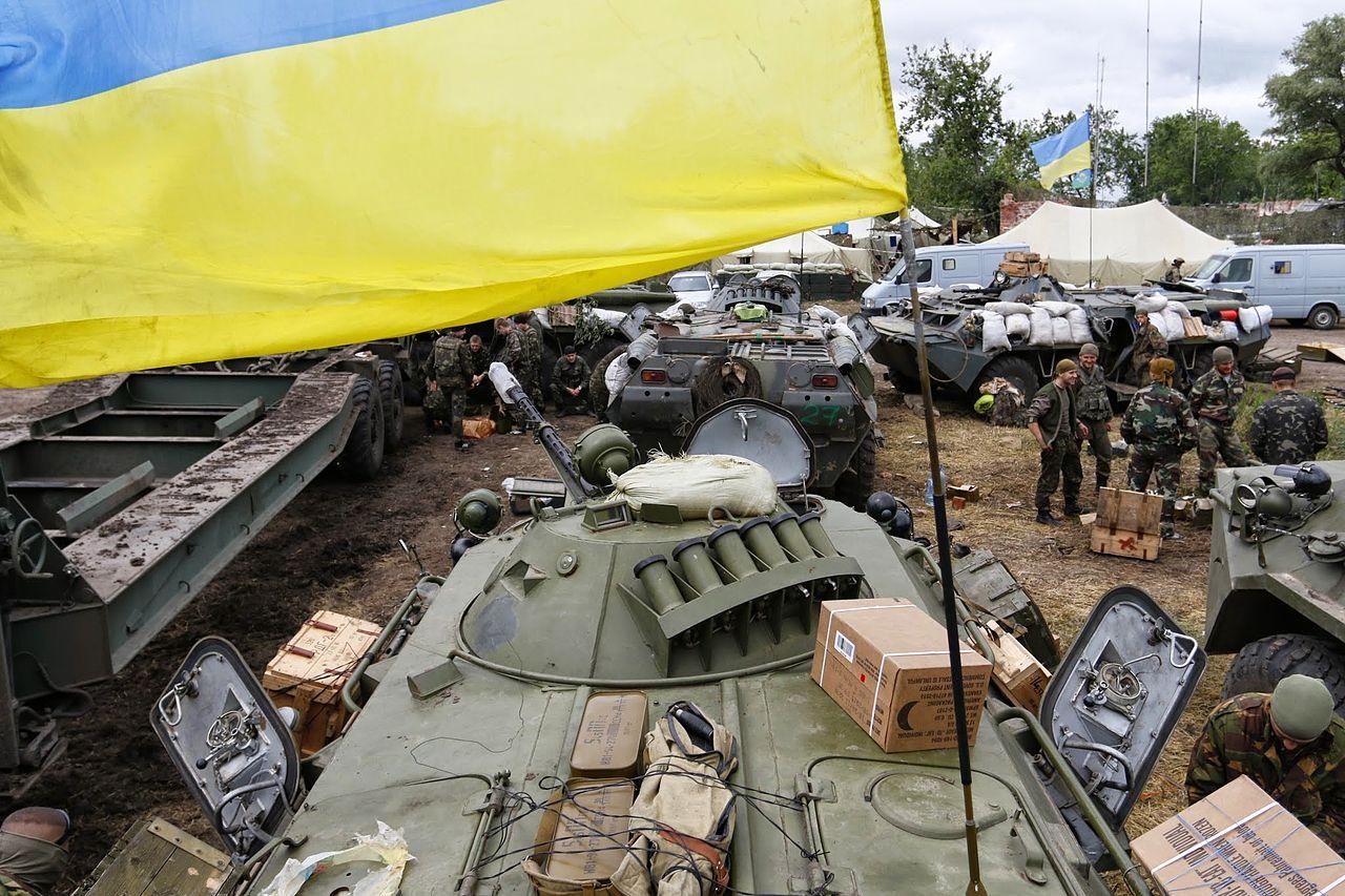 Russian information war – Ukrainian front