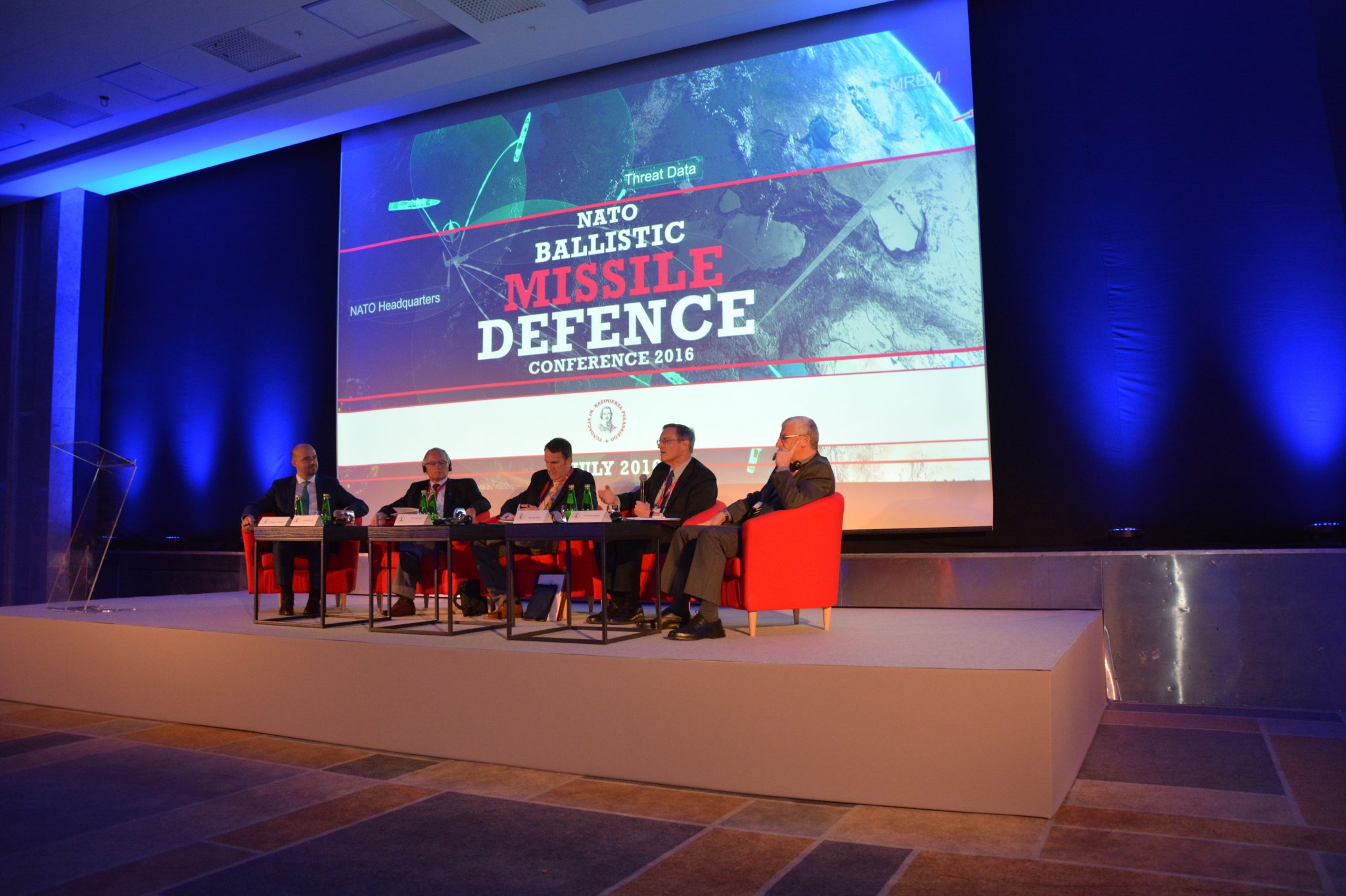 NATO Missile Defence Should Also be Directed Towards Ballistic Threat from Russia