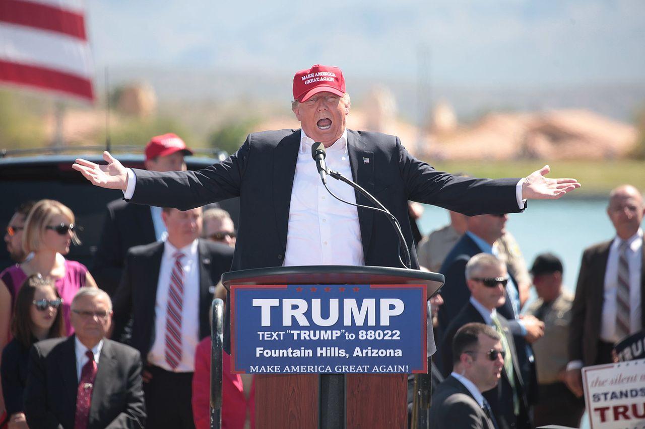 Łukasz Polinceusz ocenia Donalda Trumpa wPolskim Radiu