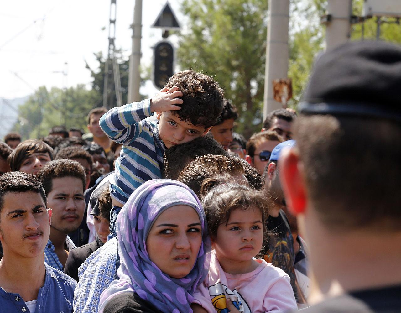 Łukasz Polinceusz oprzyszłości polityki azylowej pozamachu wBerlinie wPR24