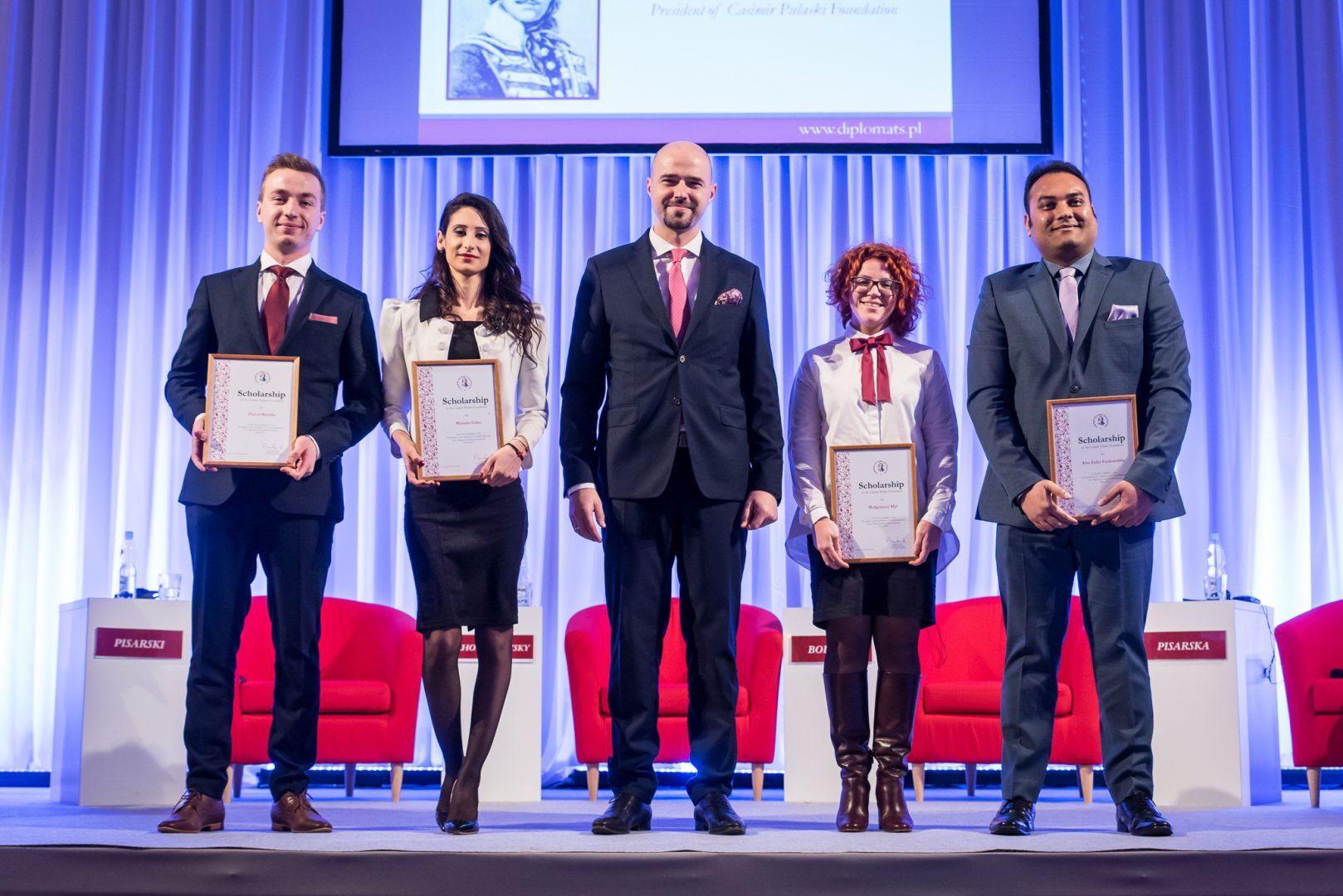 Scholarships of Pulaski Foundation awarded
