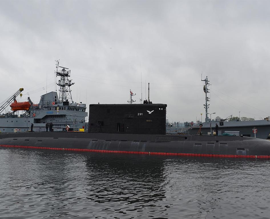 TRISEMINARIUM: Przyszłość okrętów podwodnych wMarynarce Wojennej RP