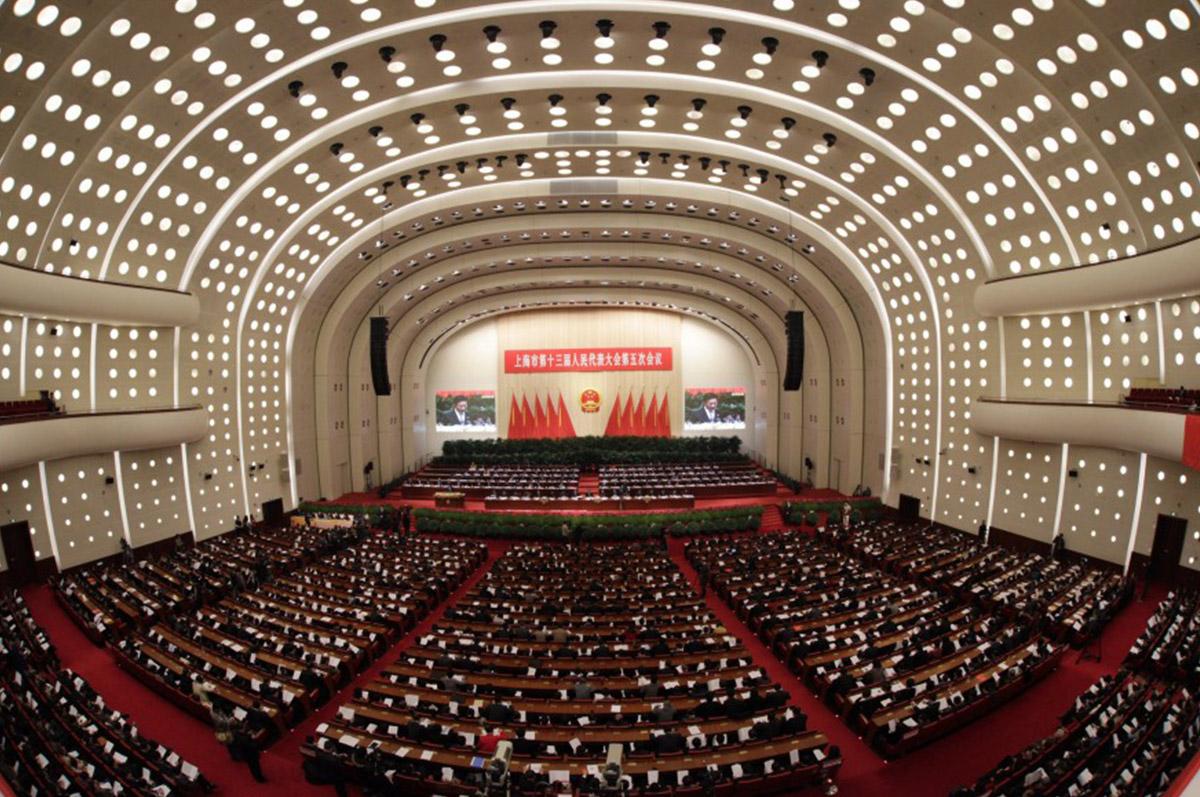 Wlabiryncie polityki chińskiej