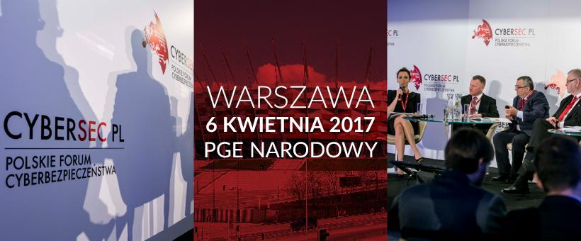 Fundacja Pułaskiego partnerem instytucjonalnym CYBERSEC PL.Dr Andrzej Kozłowski, ekspert Fundacji wśród prelegentów wydarzenia.
