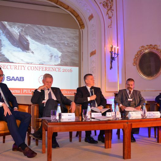 Baltic Sea Security Conference 2017