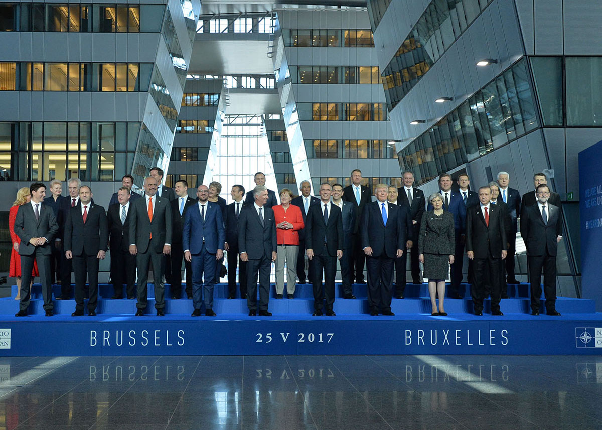 THE CIPHER BRIEF | Ekspert FKP Grzegorz Małecki: NATO Meeting: Grim Scenarios Avoided—At Least for Now