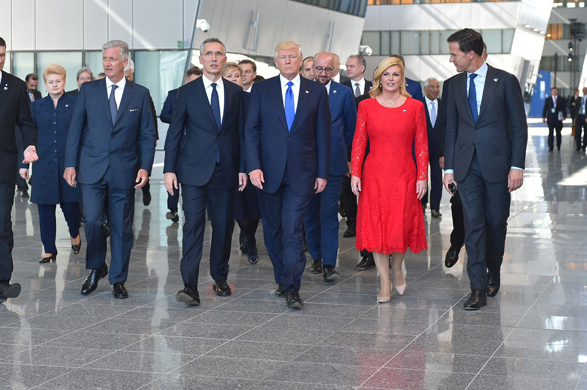 KOMENTARZ: Prezydent Trump zwizytą wPolsce