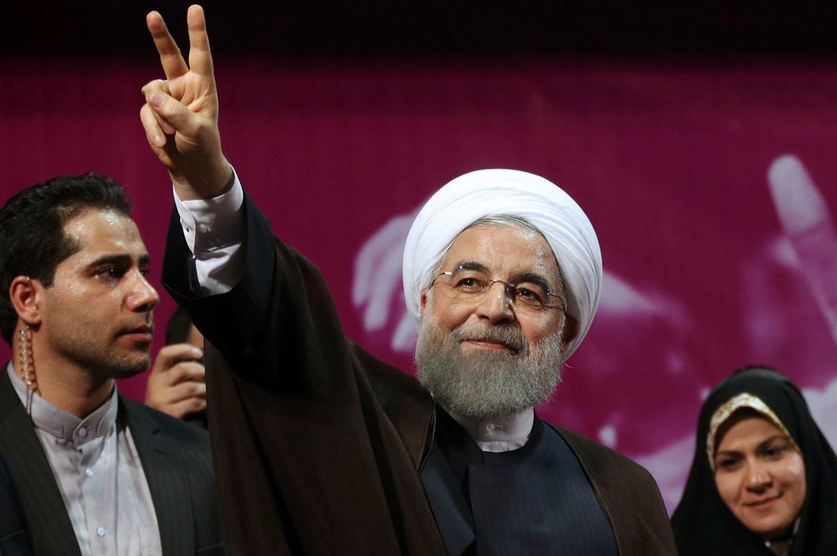 ANALIZA: Iran utrzymał kurs – Rouhani nadal prezydentem