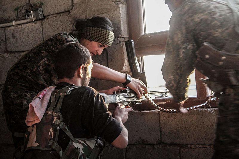 KOMENTARZ: Bliski Wschód potzw. Państwie Islamskim – polityczne konsekwencje ofensywy naRakkę iwzrostu znaczenia Syryjskich Sił Demokratycznych