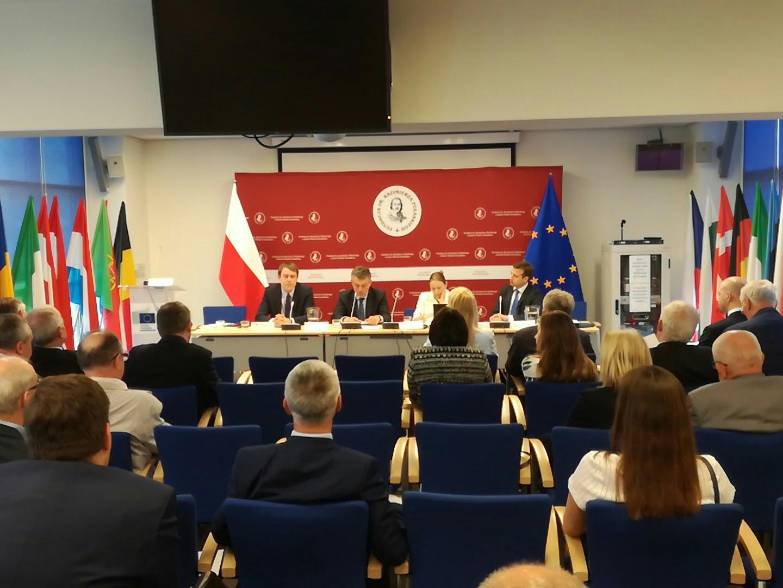 Debata oPrzyszłości Unii Europejskiej – bezpieczeństwo ipozycja wświecie. Realia, perspektywy, pomysły, strategia