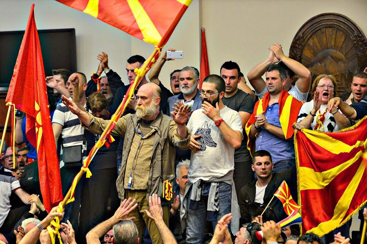ANALYSIS: Macedonia With a New Government – The End of the Crisis