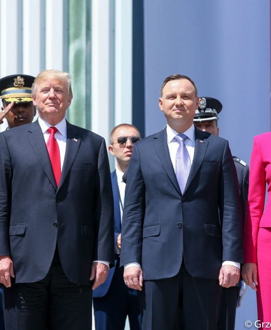 COMMENTARY: Trump Visit a Win for Polish Government