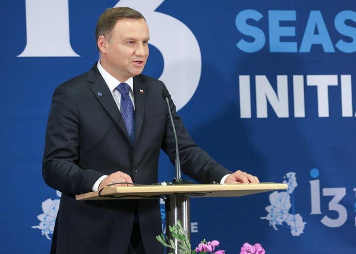 TVP POLONIA | Ekspert FKP Łukasz Polinceusz: Inicjatywa Trójmorza jest ciekawą koncepcją, chociaż niedla wszystkich