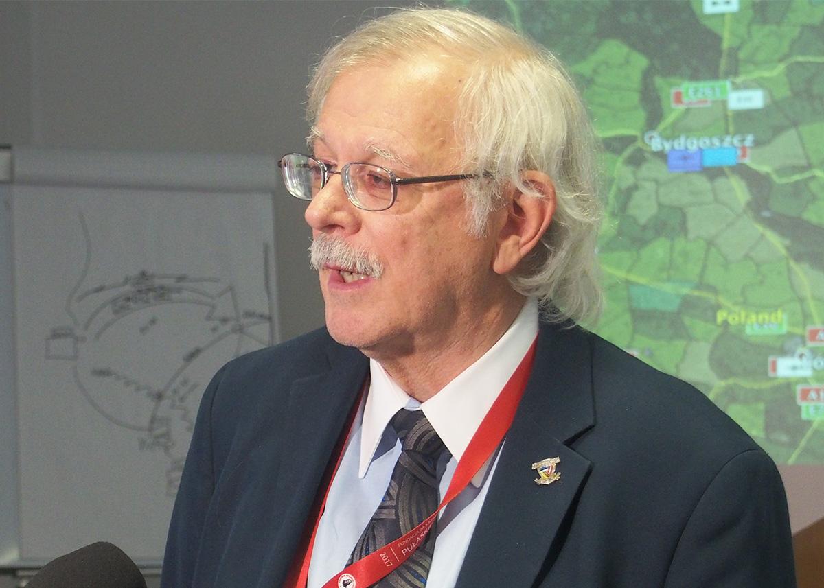 """FAKT   Wiceprezes the Potomac Foundation Phillip Petersen: To, co Rosjanie będą robić wtrakcie """"Zapad-17"""", toprzygotowanie doinwazji nakraje bałtyckie iPolskę"""