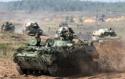 """ANALYSIS: Strategic findings from the """"Zapad 2017"""" military exercises: Russia is constructing  strategic """"circuit breaker"""" in its neo-Cold War game with the West"""
