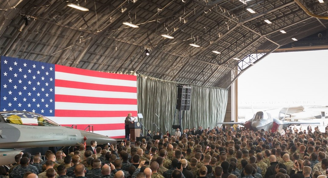 """COMMENTARY: """"America First"""" – the new US National Security Strategy"""