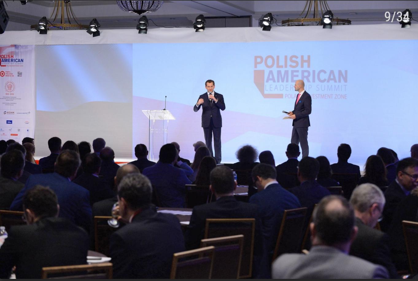 Inwestycje, innowacyjność, pogłębiona współpraca gospodarcza – podsumowanie konferencji Polish-American Leadership Summit: Poland Investment Zone