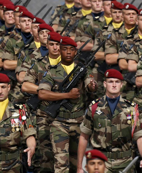 ANALYSIS: The European Security Force – a step-by-step approach towards an European Army?