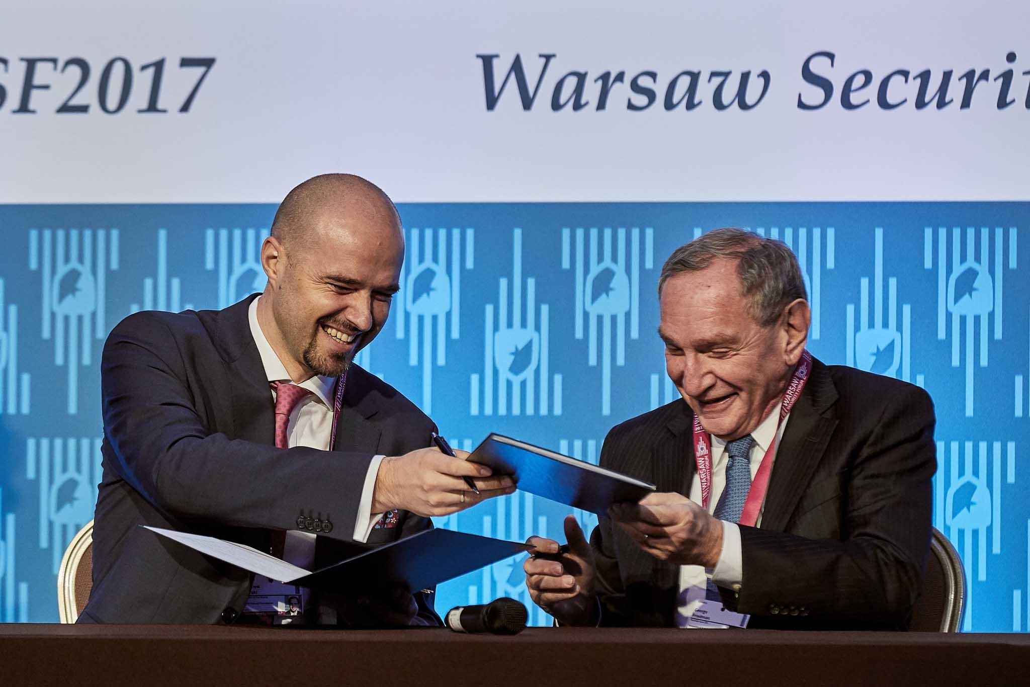Rozwój współpracy pomiędzy Fundacją Pułaskiego orazGeopolitical Futures