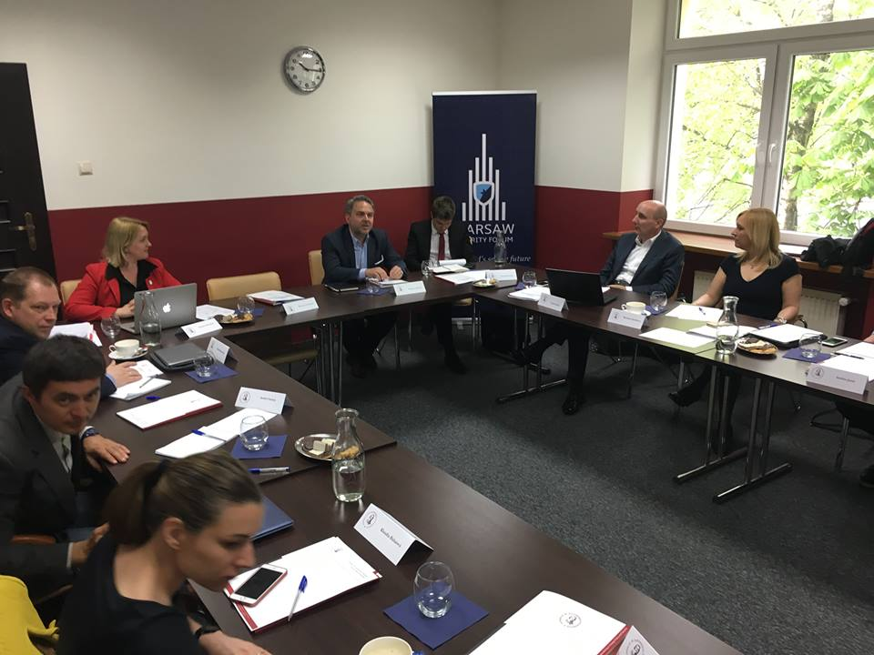 Experts from V4 and Ukraine discussed strategic communication in regard to energy security