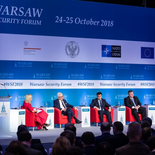 Warsaw Security Forum 2021 | #WSF2021