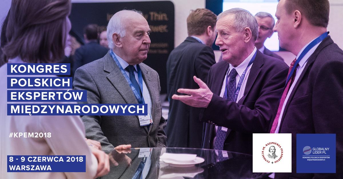 GlobalnyLider.pl – Kongres Polskich Ekspertów Międzynarodowych 2018