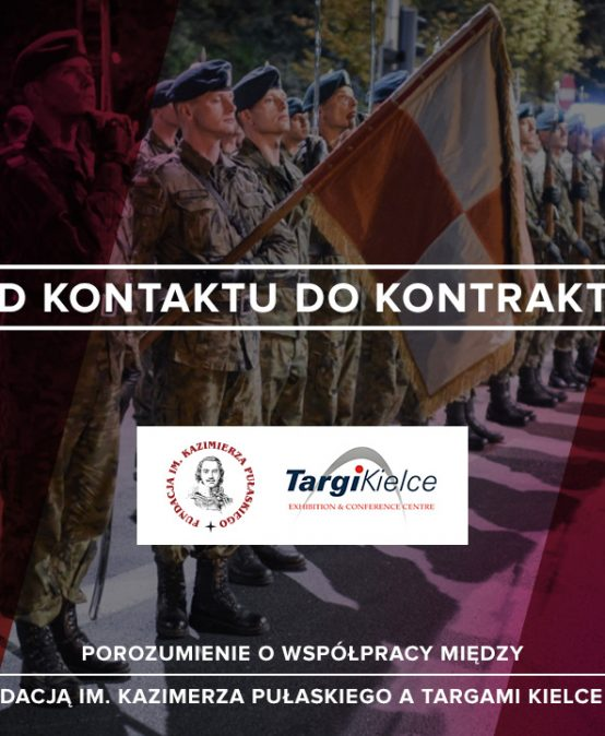 Warsaw Security Forum and International Defence Industry Exhibition become partner events – signing of a memorandum of understanding between the Casimir Pulaski Foundation and Kielce Expo