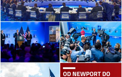 REPORT: From Newport to Brussels – NATO adaptation to the Russian threat