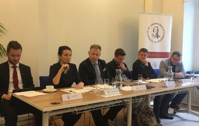 On desinformation of the margin of Warsaw Security Forum