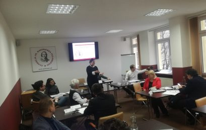 Management during the energy crisis – a simulation of the Pulaski Foundation as a part of a project sponsored by the International Visegrad Fund