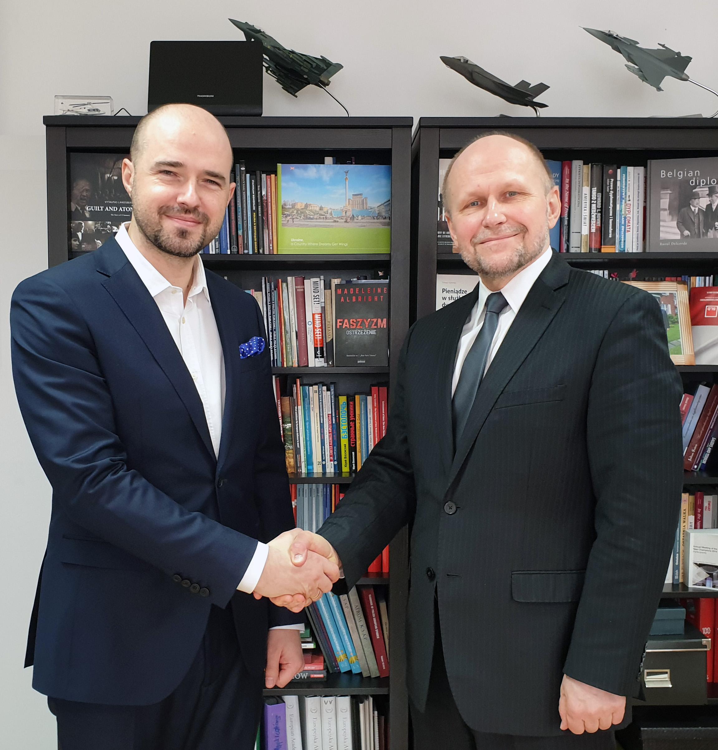 Wzmocnienie Pułaskiego: Generał Andrzej Fałkowski nowym ekspertem Fundacji