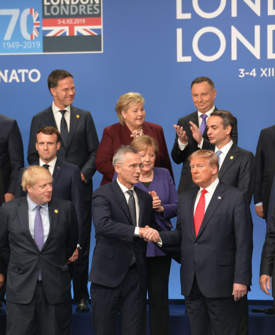 PULASKI POLICY PAPER – R. Lipka: The London Summit as a Test for NATO Unity