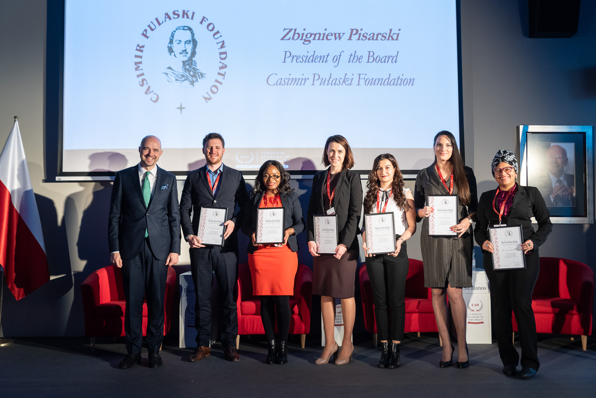 Pulaski Foundation Grants Student Scholarships