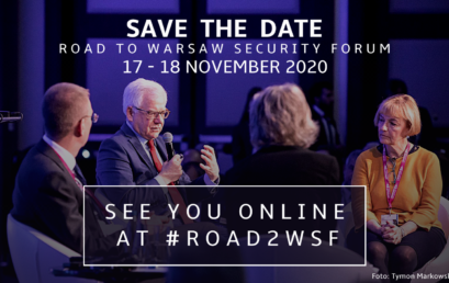 #Road2WSF: Virtual Conference – Join us on 17-18 November 2020!