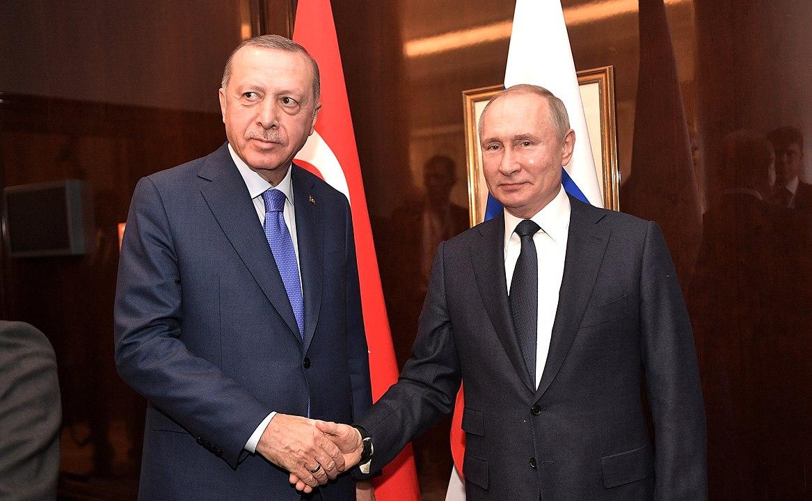 KOMENTARZ EKSPERTA – W. Repetowicz: Relacje rosyjsko – tureckie: kooperacja irywalizacja