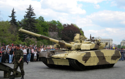 PULASKI POLICY PAPER – R. Johnson: OPK Lost: Ukraine's Defence Industrial Base In The 21st Century